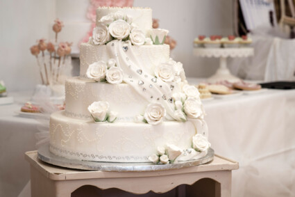 Hochzeit Kommunion Oder Geburtstag